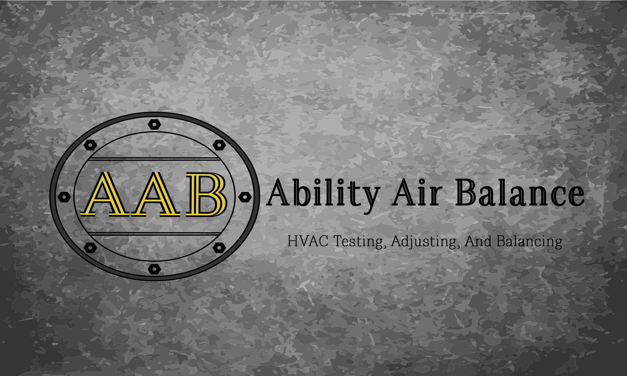 Ability Air Balance
